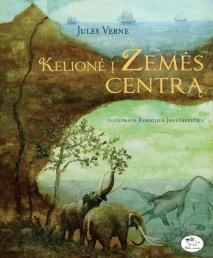 Jules Verne. Kelionė į Žemėscentrą.